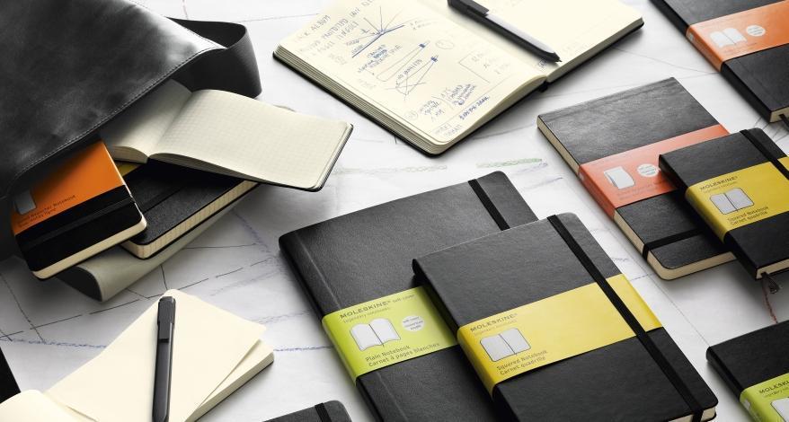 Moleskine: Notizbuch, Skizzenbuch und Schreibzubehör - Ortloff ...