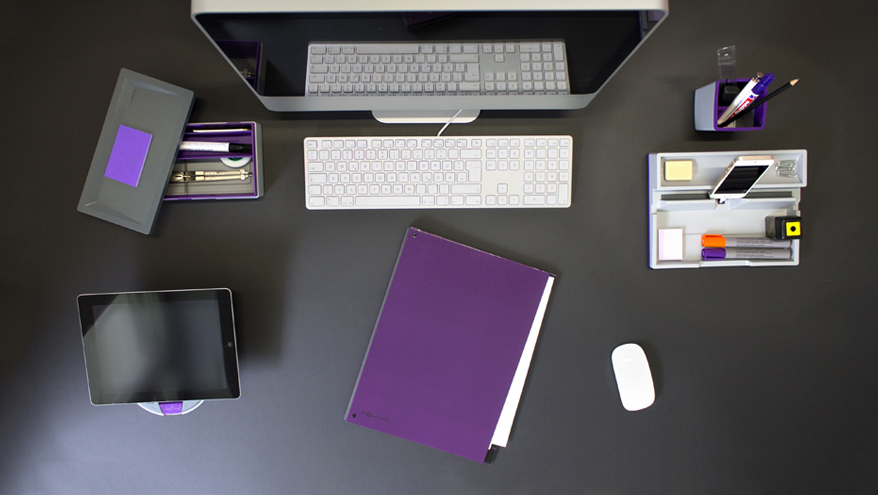 ordnung auf dem schreibtisch so organisieren sie sich ortloff b robedarf k ln. Black Bedroom Furniture Sets. Home Design Ideas